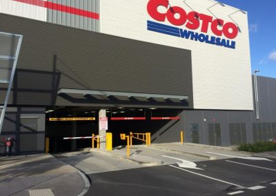 Boom Gates Costco