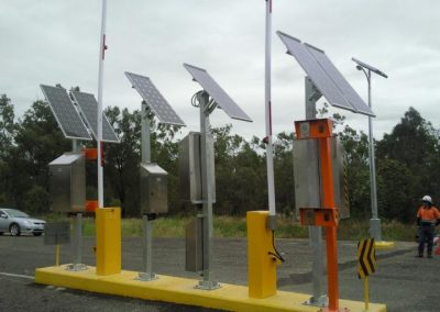 Solar Boom Gates Melbourne