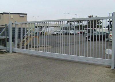 Cantilever Gates
