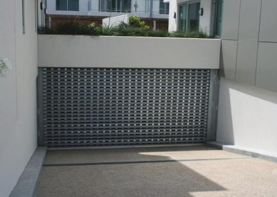 Car Park roller shutters Melbourne