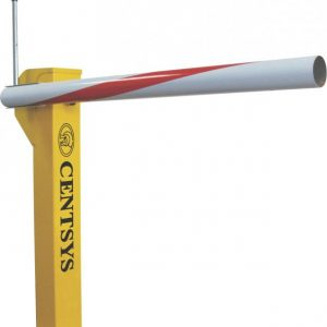 The CENTINEL is available with 3, 4.5 and 6 metre boom pole lengths. Using an internal spring the CENTINEL avoids the use of unsightly weights to counterbalance the boom pole. This results in a particularly compact and aesthetically pleasing barrier befitting the entrance to any up-market installation.
