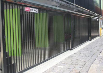 Custom Gates Melbourne Tri-sliding