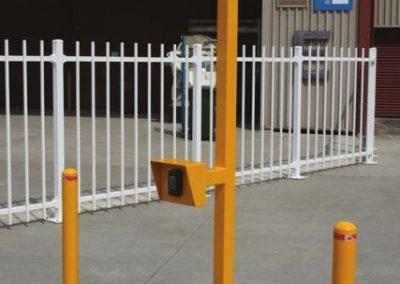 Dual height driveway pedestals