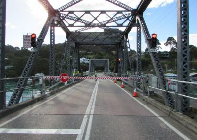 Narooma Bridge Gate