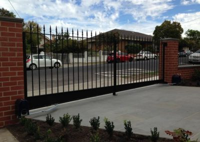 Melbourne Automatic Swing Gate Residential
