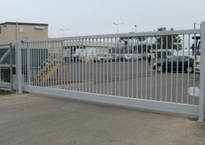 Melbourne Automatic Sliding Gates