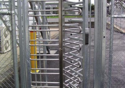 Turnstiles for Car Park